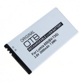 OTB, Batterij voor Microsoft Lumia 650 (BV-T3G) 2000mAh Li-Ion, Telefoonaccu's diverse merken , ON5083, EtronixCenter.com