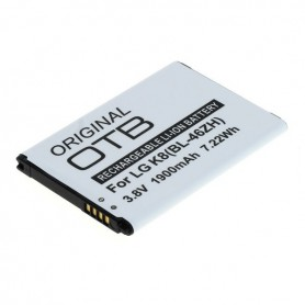 OTB, Batterij voor LG K8 1900mAh Li-Ion, LG telefoonaccu's, ON5084, EtronixCenter.com
