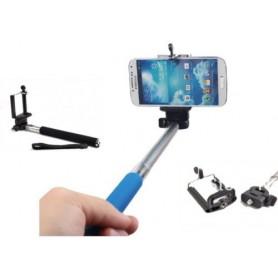 NedRo - Selfie Stick + Remote-Shutter voor Smartphones - Overige telefoonhouders - 49472-2 www.NedRo.nl