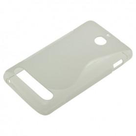 OTB - TPU phone case voor Sony Xperia E1 - Sony telefoonhoesjes - ON621-CB www.NedRo.nl