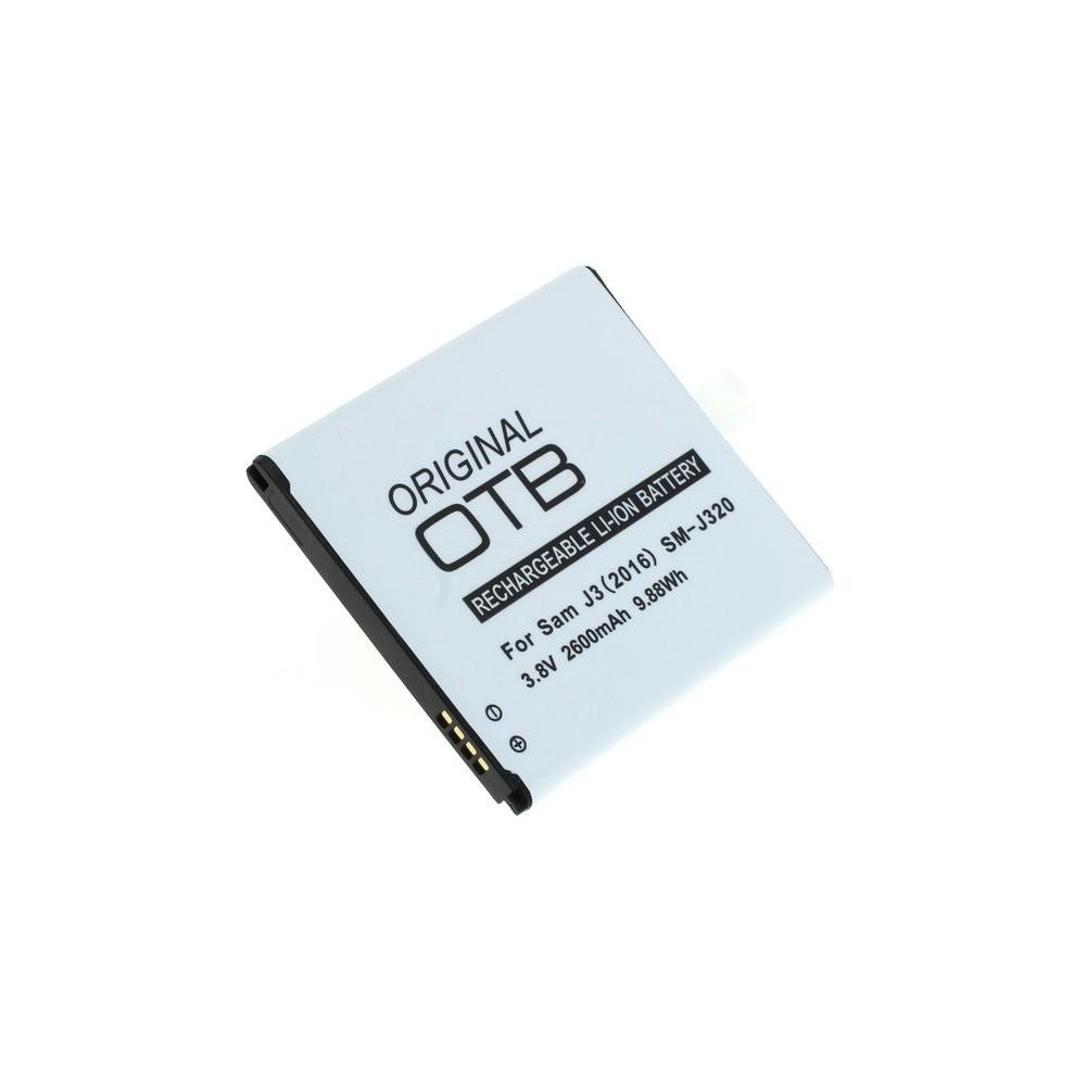 Battery for Samsung Galaxy J3 (2016) SM-J320 (2016) 2600mAh