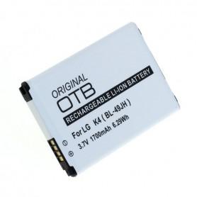 OTB - Batterij voor LG K4 1700mAh Li-ion - LG telefoonaccu's - ON5089 www.NedRo.nl