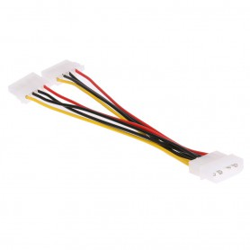 Oem - Molex Power Splitter 2-way splitter - Molex and Sata Cables - AL207