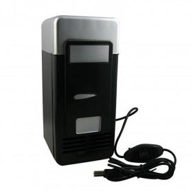 Oem - USB Mini Fridge Black - Computer gadgets - YPU801-1