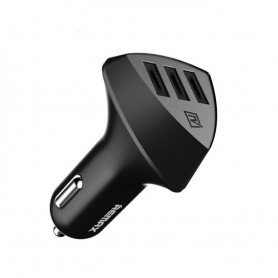 Remax - REMAX Aliens Triple USB QC 4.2A Premium car charger - Auto charger - H008 www.NedRo.us