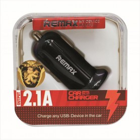 Remax - REMAX Duo USB QC 2.1A / 1A Premium car charger - Auto charger - H010 www.NedRo.us
