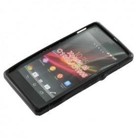 OTB - TPU Case voor Sony Xperia M - Sony telefoonhoesjes - ON2351 www.NedRo.nl