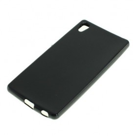 OTB - TPU Case voor Sony Xperia Z3+ - Sony telefoonhoesjes - ON1908-CB www.NedRo.nl