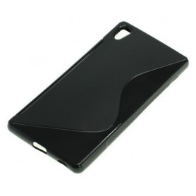 OTB - TPU Case voor Sony Xperia Z3+ - Sony telefoonhoesjes - ON1921-CB www.NedRo.nl