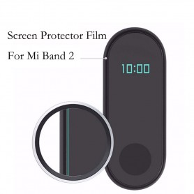 unbranded, 2 pieces Screen Protector for Xiaomi Mi Band 2, Xiaomi protective foil, AL209