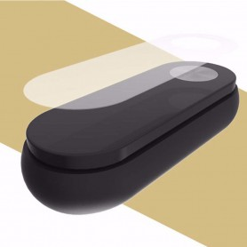 Oem - 2 pieces Screen Protector for Xiaomi Mi Band 2 - Xiaomi protective foil - AL209