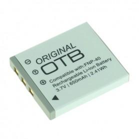 Batterij voor Fuji NP-40 / Pentax D-LI85 / Samsung SLB-0737/0837 Li-Ion