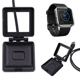 OTB - USB-lader adapter voor Fitbit Blaze - Data kabels - AL524-C www.NedRo.nl