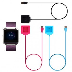 OTB, Adaptor incărcator USB pentru Fitbit Blaze, Cabluri date, AL524-CB, EtronixCenter.com