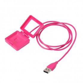 OTB - USB-lader adapter voor Fitbit Blaze - Data kabels - AL524-R-C www.NedRo.nl