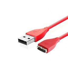 OTB, Adaptor incărcator USB pentru Fitbit Surge, Cabluri date, BL-AL527-CB, EtronixCenter.com