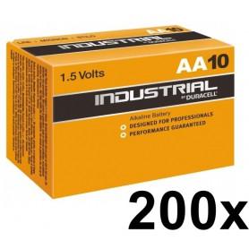 Duracell - Duracell Industrial AA LR6 penlite - AA formaat - NK224-200x www.NedRo.nl