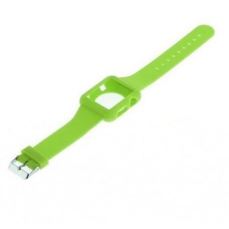 OTB, Silicon armband compatibel met Apple Watch 38mm, Hoesjes en protectors, ON1568-CB, EtronixCenter.com