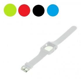 OTB - Silicon armband compatibel met Apple Watch 38mm - Hoesjes en protectors - ON1568 www.NedRo.nl