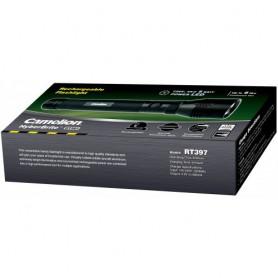 Camelion, Camelion CREE XR-E Q5 lanterna reîncărcabilă cu LED-uri 3W cu acumulator 3.6V 2500mAh NiMH, Lanterne, BS073, Etroni...