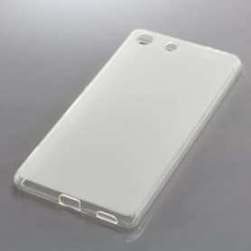 OTB - TPU Case voor Sony Xperia M5 - Sony telefoonhoesjes - ON3237-CB www.NedRo.nl