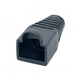 NedRo - RJ45 Connector Set - plugs and boots - Network adapters - YNK301-50x www.NedRo.us
