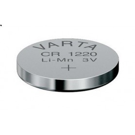 OTB - Varta Professional Electronics CR1220 6220 35mAh 3V Button cell battery - Button cells - BS075-5x www.NedRo.us