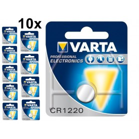 OTB - Varta Professional Electronics CR1220 6220 35mAh 3V baterie plata - Baterii plate - BS075-CB www.NedRo.ro