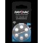 Rayovac - Rayovac Acoustic HA675 / 675 / PR44 / ZL1 640mAh 1.4V Hearing Aid Battery - Hearing batteries - BS082-CB