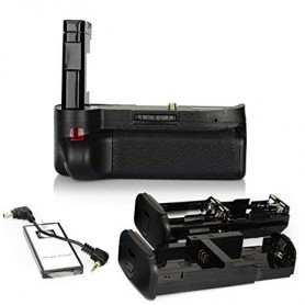 OTB - Battery Grip compatible Nikon D40-D60 D3000 D5000 - Nikon photo-video batteries - AL213