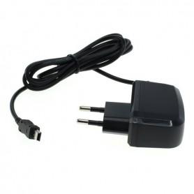 OTB - Mini USB AC Charger 1A 5V Black - Ac charger - ON5113
