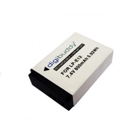 OTB, Battery for Canon LP-E12 800mAh, Canon photo-video batteries, ON2662