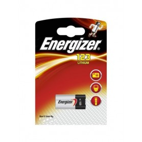 Energizer - Energizer CR123 3V lithium battery - Other formats - BS094-NK-CB
