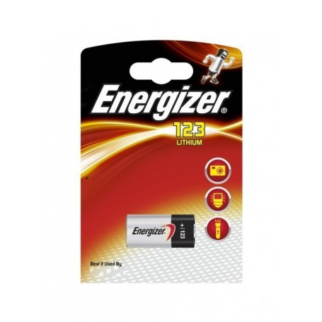 Energizer, Energizer CR123 3V lithium battery, Other formats, BS094-NK-CB