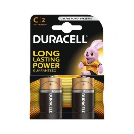 Duracell, Duracell LR14/C/Baby/R14/MN 1400/AM-2/E93, Size C D 4.5V XL, BS095-CB