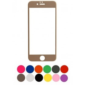Unbranded - Gehard glas voor Apple iPhone 6 / 6S FULL DISPLAY HD - iPhone gehard glas - ON4675 www.NedRo.nl