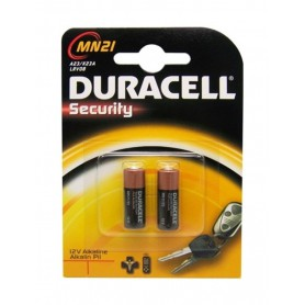 Duracell, Duracell A23 23A MN21 K23A Security 12V alkaline battery, Other formats, BS096-CB, EtronixCenter.com