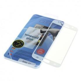 OTB - Folie sticlă 3D (Tempered Glass) pentru Samsung Galaxy S7 - Samsung Galaxy sticle - ON3953 www.NedRo.ro