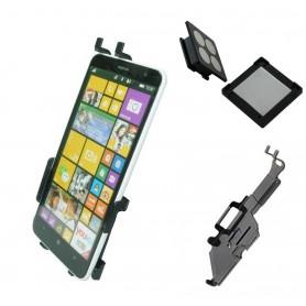 Haicom - Haicom magnetische houder voor Nokia Lumia 1320 HI-325 - Auto magnetisch telefoonhouder - ON5135-SET www.NedRo.nl