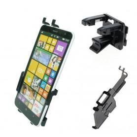 Haicom, Auto Ventilator Haicom klem houder voor Nokia Lumia 1320 HI-325, Auto ventilator telefoonhouder, ON5136-SET, EtronixC...