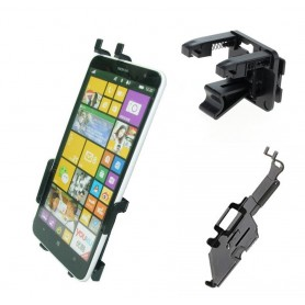 Haicom - Car-Fan Haicom Phone holder for Nokia Lumia 1320 HI-325 - Car fan phone holder - ON5136-SET www.NedRo.us