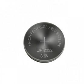 BSE LIR2032 3.6V 120mAh oplaadbare Li-ion knoopcel batterij