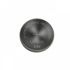 BSE LIR2032 3.6V 40mAh oplaadbare Li-ion knoopcel batterij