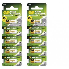 GP - GP Super High Voltage 23A Battery (V23GA / MN21) - Other formats - BS228-CB