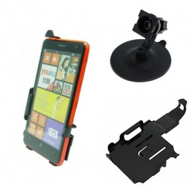 Haicom, Haicom dashboard phone holder for Nokia Lumia 625 HI-300, Car dashboard phone holder, ON5148-SET, EtronixCenter.com