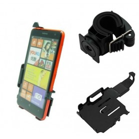 Haicom, Haicom Fietshouder voor Nokia Lumia 625 HI-300, Fiets telefoonhouder, ON5151-SET, EtronixCenter.com