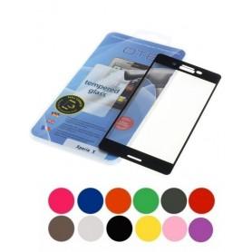 OTB - Gehard glas volledige bedekking 3D voor Sony Xperia X - Sony gehard glas - ON3966-CB www.NedRo.nl