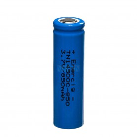 Enercig - Rechargeable battery Enercig 14500 850mAh - 2,4A Li-ion - Other formats - NK370-CB www.NedRo.us