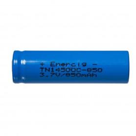 Enercig - Enercig 14500 2.4A 850mAh Oplaadbare batterij Unprotected - Andere formaten - NK370-1x www.NedRo.nl