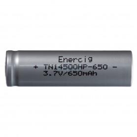 Enercig - Oplaadbare batterij Enercig 14500- 13A 650mAh Unprotected - Andere formaten - NK371-1x www.NedRo.nl